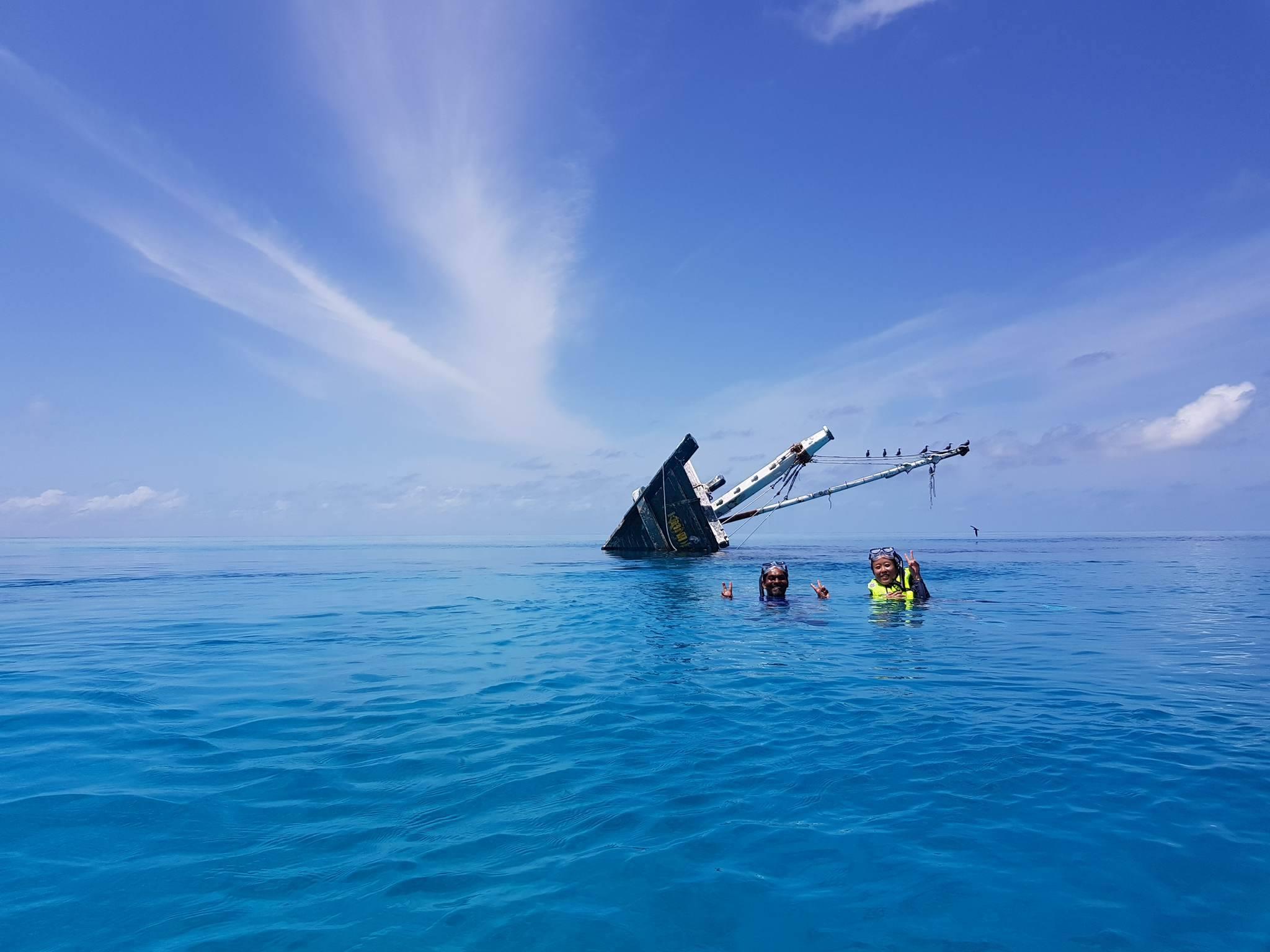 モルディブ業務渡航